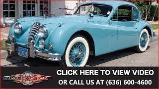 1957 Jaguar Xk140 Fixed Head Coupe    For Sale