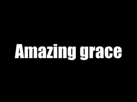 Alan Jackson - Amazing Grace ( Lyric Video )