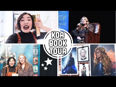 KINGDOM OF ASH TOUR, MEETING SJM, & FEELS | Vlog