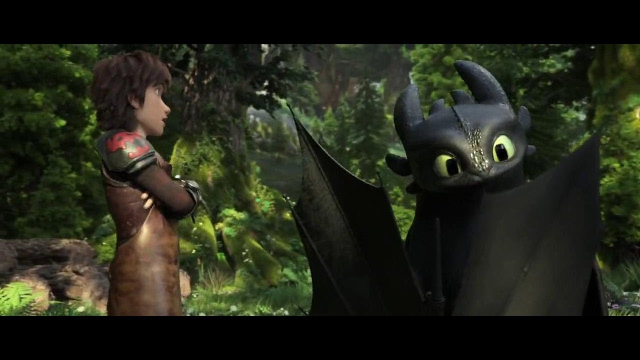 Download HTTYD The Hidden World Toothless' New Tail