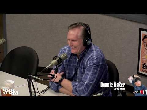 The BOB & TOM Show - Apple Picking With Donnie Baker
