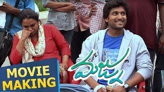 Nani's Majnu Movie Making Video - Anu Emmanuel || Priya Shri || Virinchi Varma