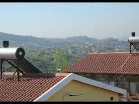 Radio Pretoria onderhoud met Johan Cloete van Sun Pays oor sonverhittingstelsels.