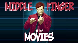 Middle finger of the movies