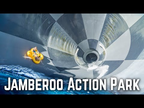 ALL WATER SLIDES at Jamberoo Action Park!