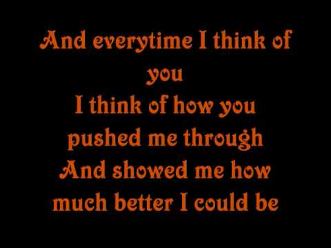 Christopher Wilde- What You Mean To Me w/lyrics - YouTube