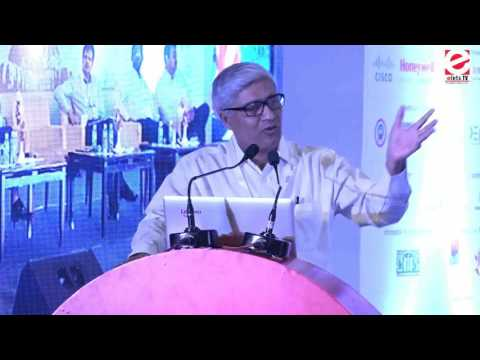Smart City Summit, Raipur - Jawahar Surisetti, Educationist & Phychologist, University of Washington