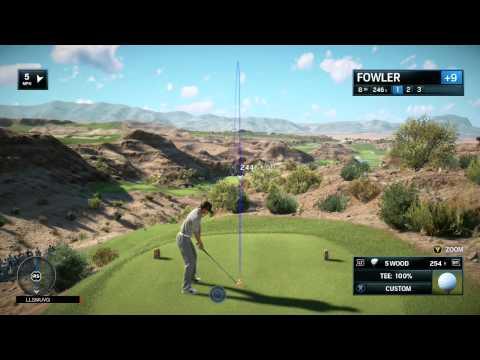 Rory Mcilroy PGA TOUR 2015 at Wolf Creek golf club