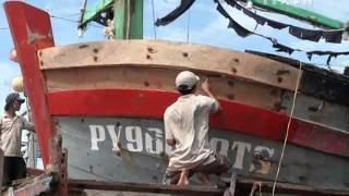 Phú Yên đóng mới thêm nhiều tàu đánh bắt xa bờ