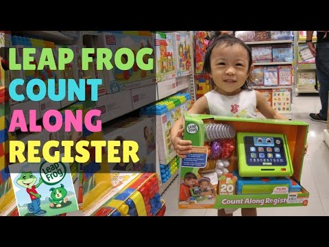 LeapFrog Count Along Register | Educational Toy Pretend Play, Learn To Count And Sing