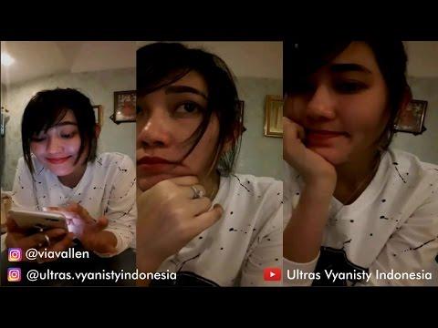 Via Vallen •Live video on Instagram•