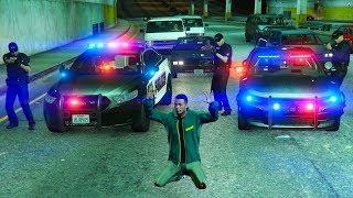 GTA 5 Roleplay KUFFS #297 - Los Santos Police City Patrol
