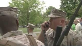 Marine Week St. Louis Announcement