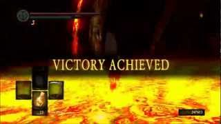 Entire Dark Souls New Game +4 Speed Run (Fast Forward)