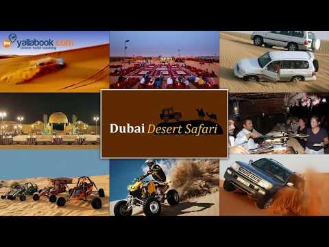 Dubai Top 10 Attractions 2015