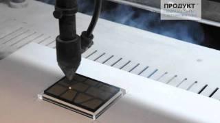 Изготовление цветного штампа
