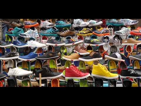 Chor bazar kolkata |chandani chowk|Shoes in very cheap price,part1