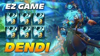 DENDI KUNKKA - ez game - Dota 2 Pro Gameplay