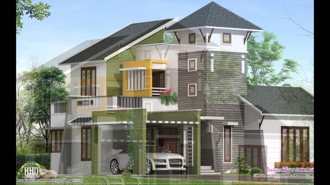 Moderen Home Design 2015 - YouTube