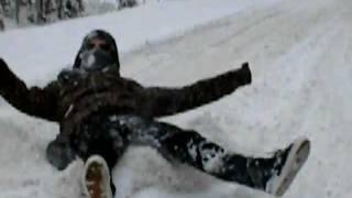 снежные пытки