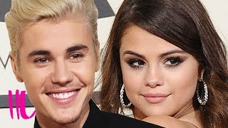 Selena Gomez Reacts To Justin Bieber Huge Grammys Moment - VIDEO