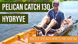 Pelican Catch 130 HyDryve Launched At ICAST 2018