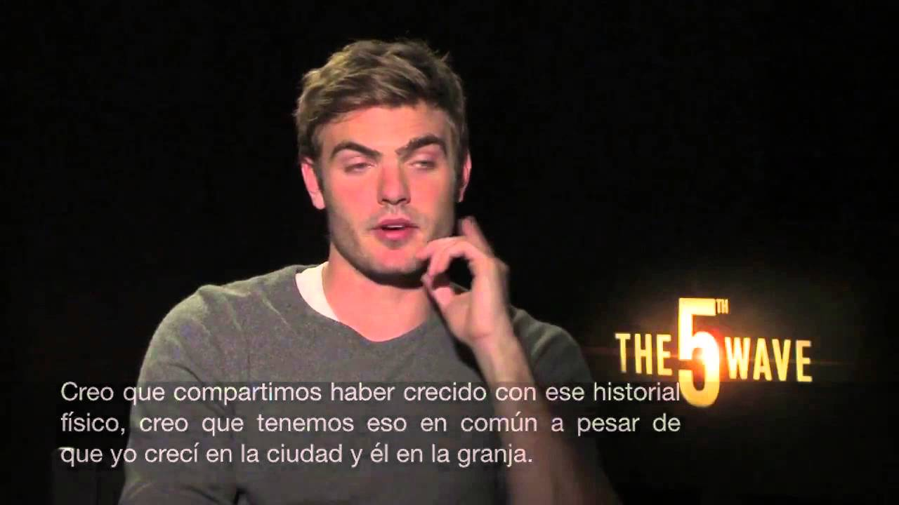 Alex Roe 5th Wave Workout – Wonderful Image Gallery