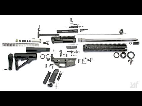 Online Untraceable Guns and Gun Control