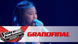 "Anneth ""Listen"" | Grand Final | The Voice Kids Indonesia Season 2 GTV"