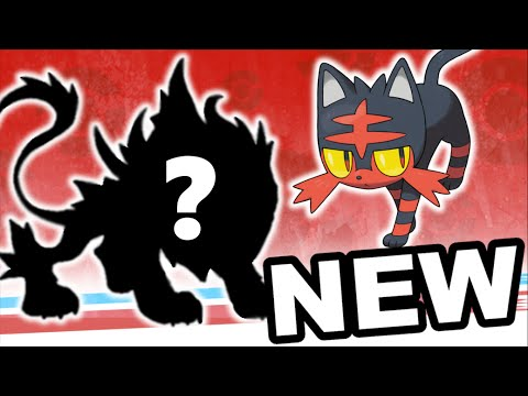 Download new litten evolutions pok mon sun and moon new starter pok