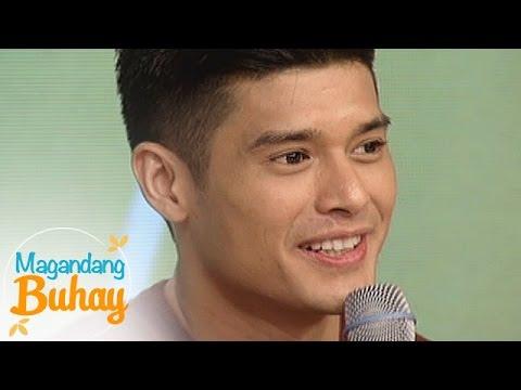 Magandang Buhay: JC De Vera talks about his scar
