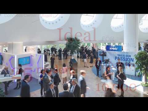 Congress Center Basel – modern facilities for all needs