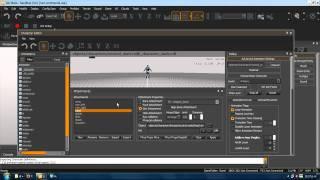 Exportar un personaje CryEngine 3 parte 2