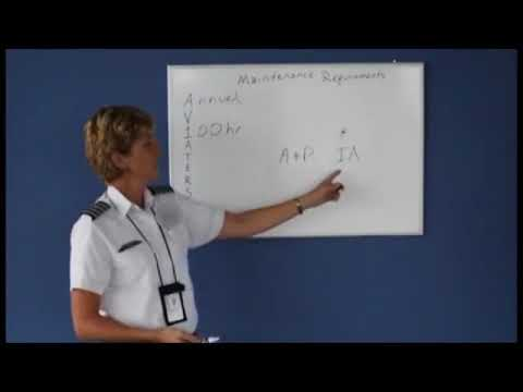 Aircraft Maintenance Requirements (Private Pilot Lesson 1h)