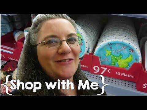Long, Late Christmas & Regular Shopping ║ Large Family Shop with Me │ November 2017