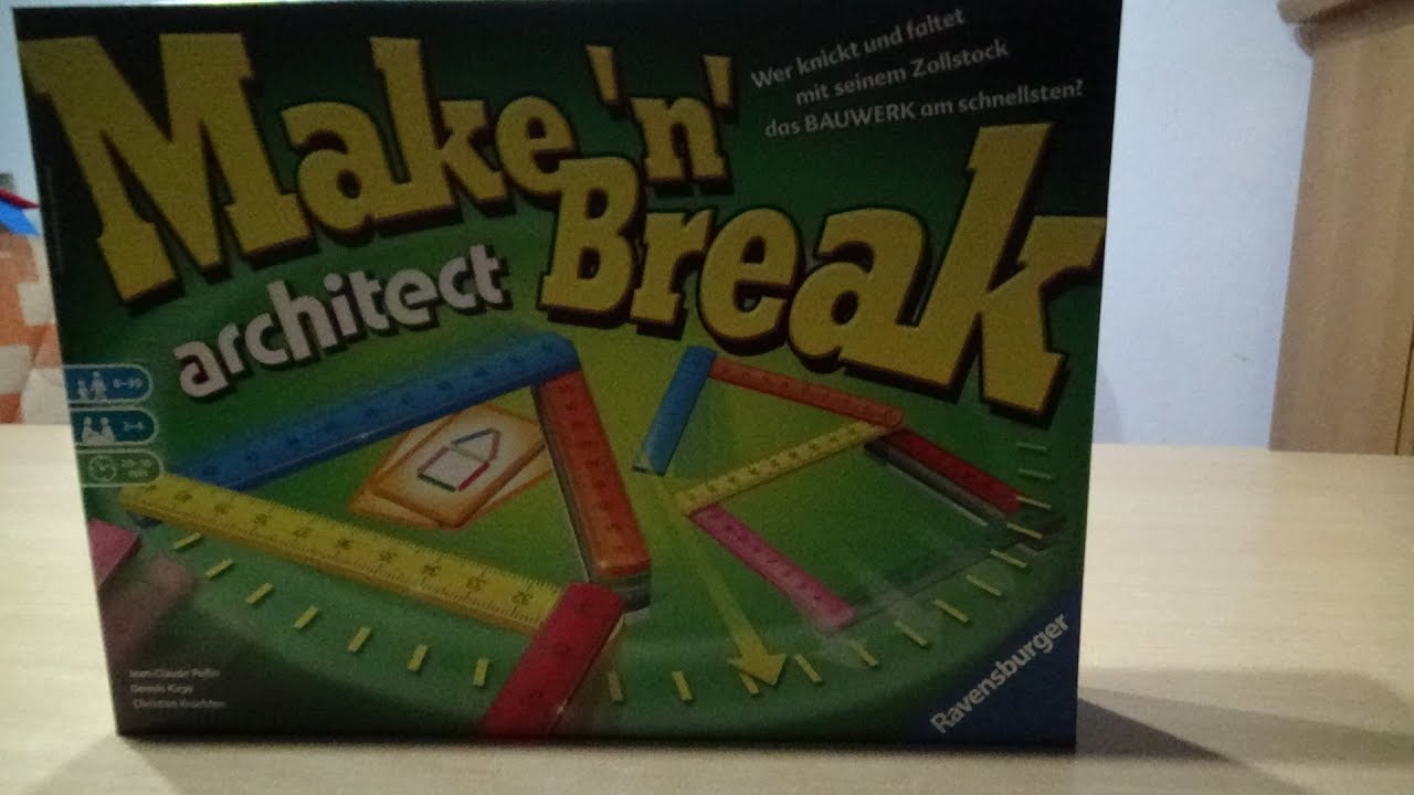 Make N Break Anleitung
