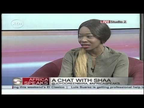 Africa Speaks: 26th October 2014 - A chat with Tanzanian Artist Sarah Kaisi