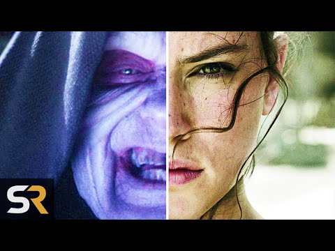 Jake Dill - Star Wars Secrets: This is How Palpatine is Alive in Episode IX
