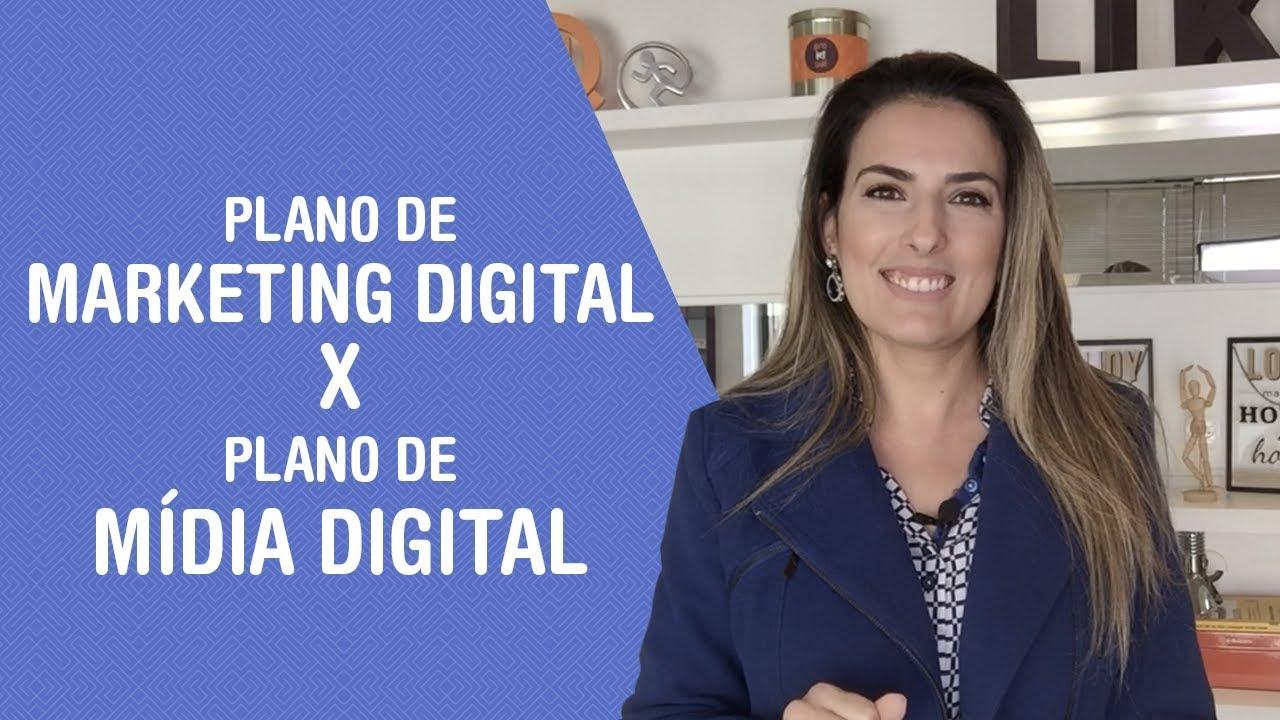 Planejamento de Marketing Digital x Planejamento de Mídia Digital: entenda a diferença