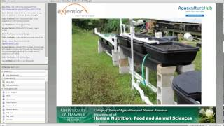 Aquaponics: Paradigm Shift with Airlift