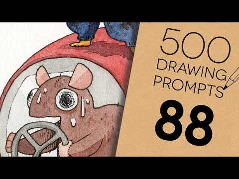 500 Prompts #88 - *SWEATS NERVOUSLY*