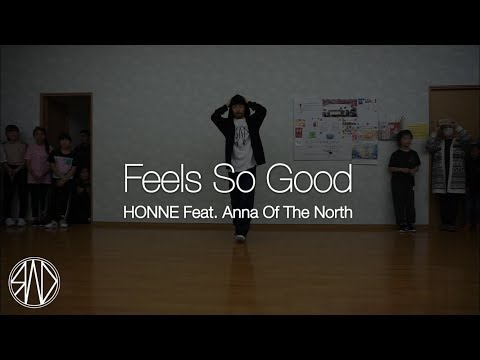 Feels So Good - HONNE Feat. Anna Of The North / Maakun Special WS