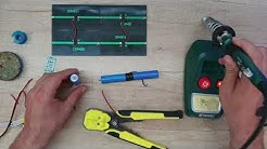 How To Charge 18650 Batteries With Solar Panels DIY