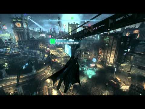 Batman: Arkham Knight - Gotham in danger (Again!)