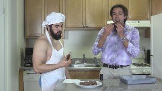 All Natural No Bake Protein Bars (15 Minute Recipe)