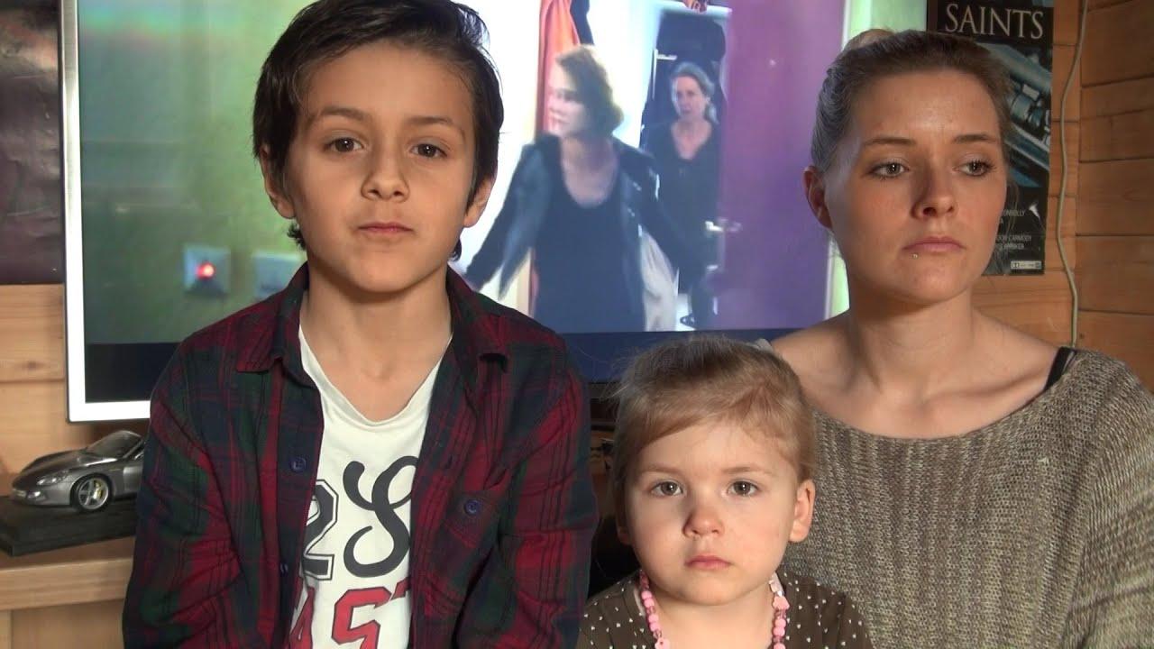 Kinder Sarah Connor