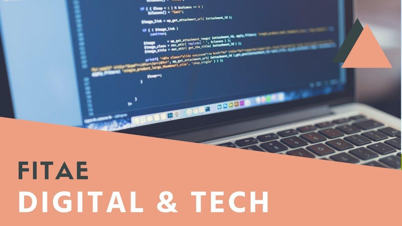 FITAE - Trouvez le job de vos rêves en Digital & Tech !