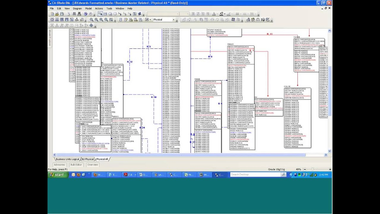 hight resolution of maximizing ca erwin in your data warehouse implementation