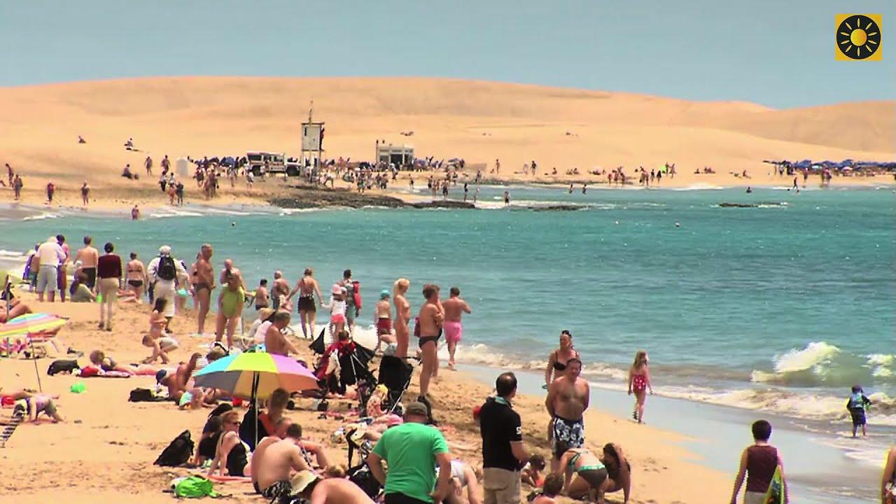 Dunes de maspalomas grande canarie espagne 5 - 2 part 1