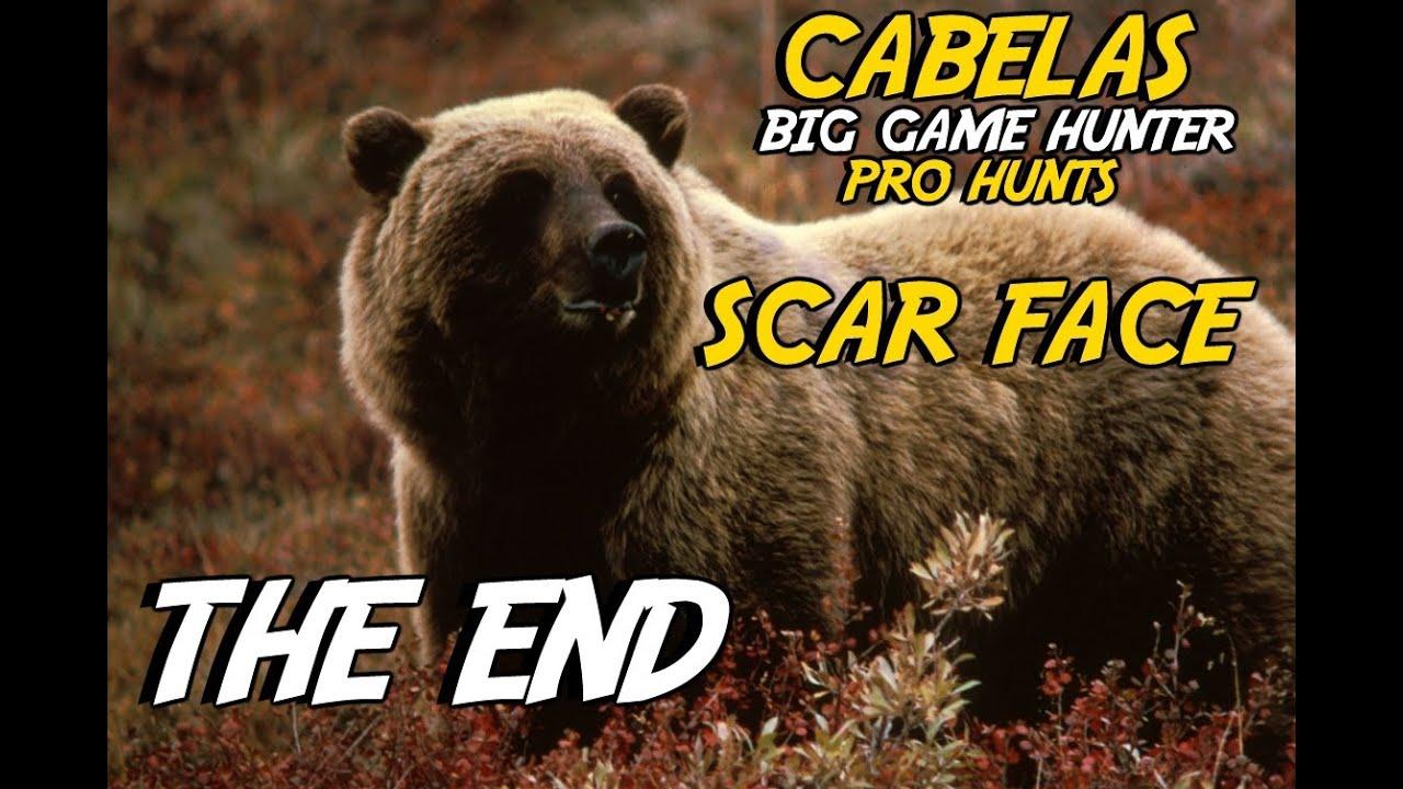 Cabela's Big Game Hunter Pro Hunts: Scar Face (The End)